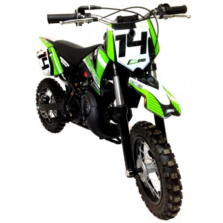 rocher de kick pit bike 50cc