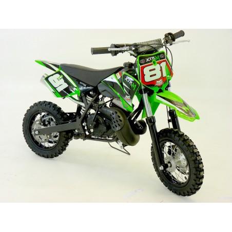 Ecrou d'embrayage pit bike 50cc
