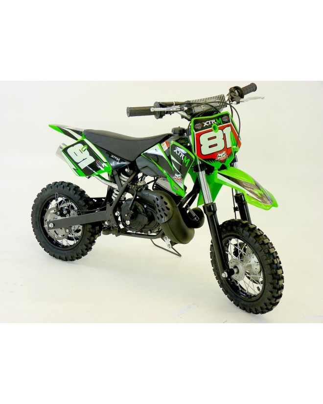 Garde boue arriere pit bike 50cc