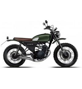 Scrambler 125cc
