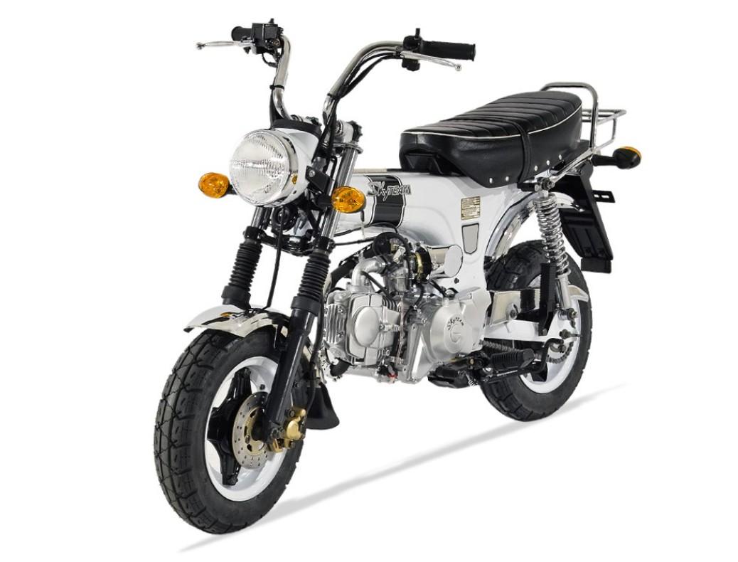 moto 50cc japonaise