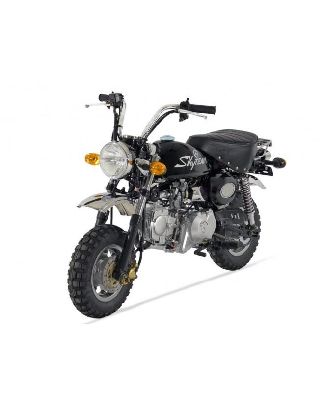 moto monkey 50cc une mini moto r tro. Black Bedroom Furniture Sets. Home Design Ideas