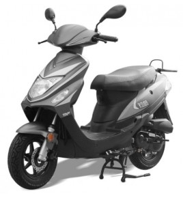 Scooter Roma 4T