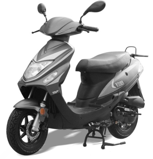 Scooter Tnt Motor Roma 4t Un Scooter Petit Budget