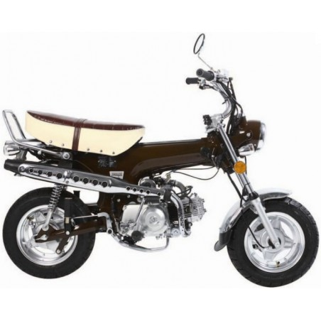 Dax Spigaou 50cc Semi-auto