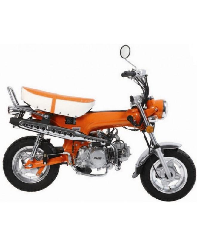 dax spigaou 50cc une mini moto r tro. Black Bedroom Furniture Sets. Home Design Ideas