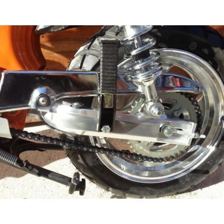 Dax Spigaou GT 125cc Semi-auto
