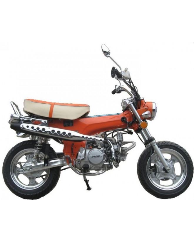 dax spigaou gt 125cc une mini moto vintage. Black Bedroom Furniture Sets. Home Design Ideas