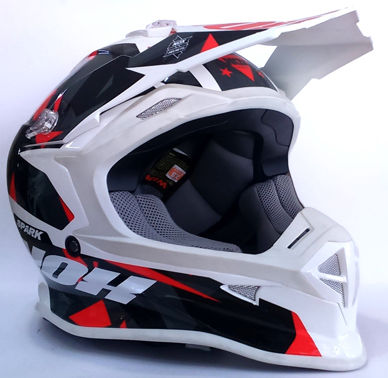 Protections Moto Casque Nox Adulte