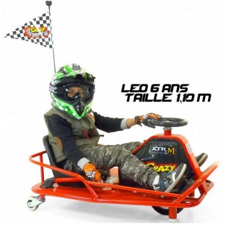Drift Kart enfant électrique
