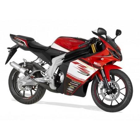 Moto Rieju RS3 50cc Pro
