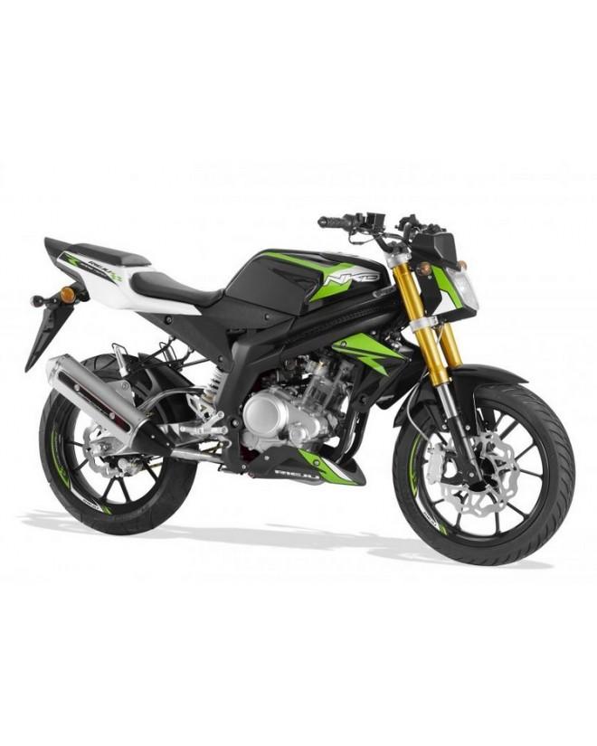 Moto Rieju RS3 NAKED 125cc - Une moto super sportive