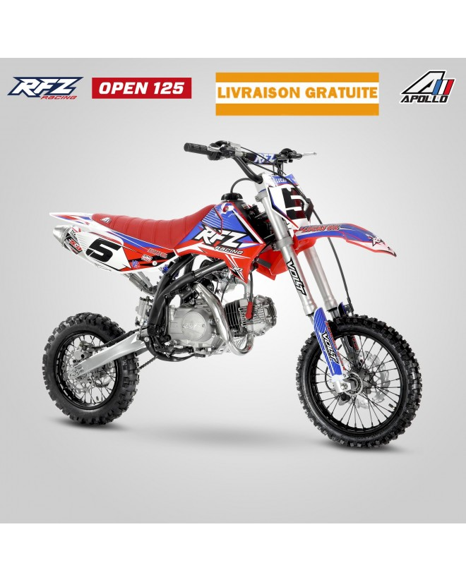 Dirt Bike Apollo RFZ Open 125cc