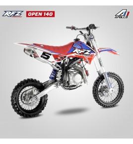 Dirt Bike Apollo RFZ Open 140cc