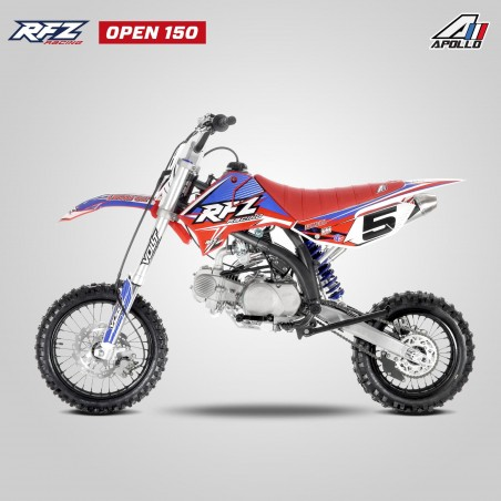 Dirt Bike Apollo RFZ Open 150cc