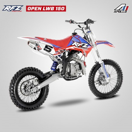 Dirt Bike Apollo RFZ LWB Open 150cc