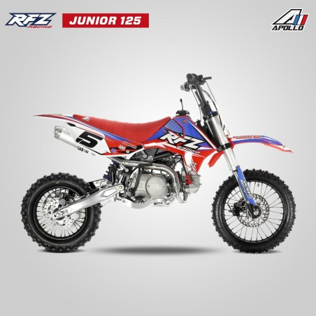 Dirt Bike Apollo RFZ Junior 125cc