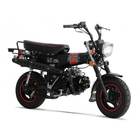 Moto DAX 50 - Black Edition - Noir Mat