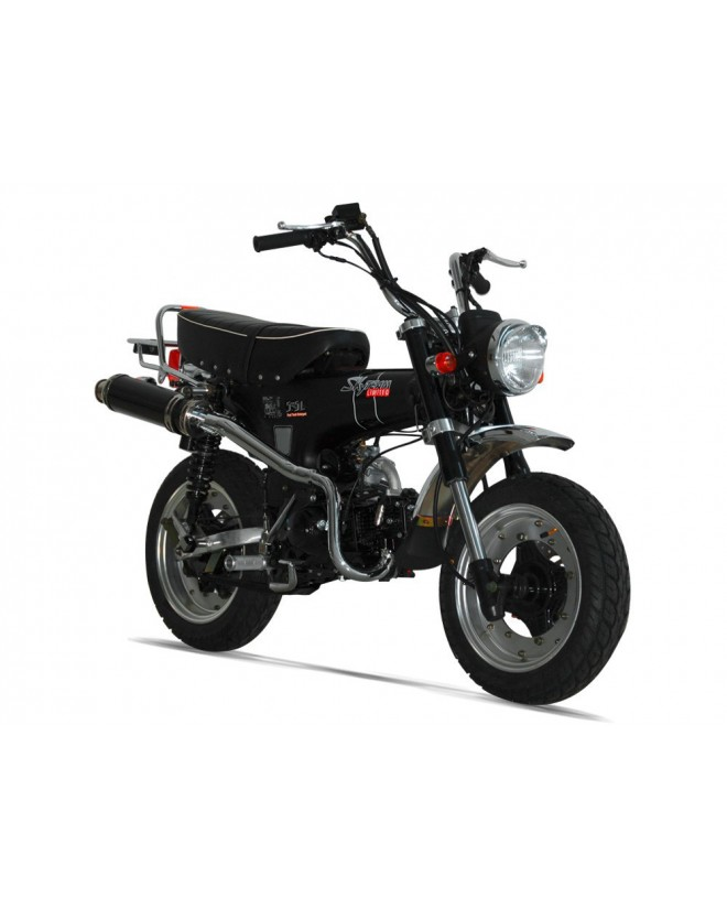 Moto DAX 50 - Limited - Noir Mat