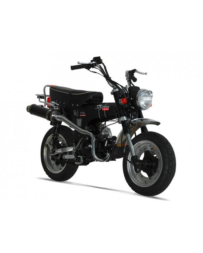 Moto Skyteam DAX 50 - Limited - Noir Mat