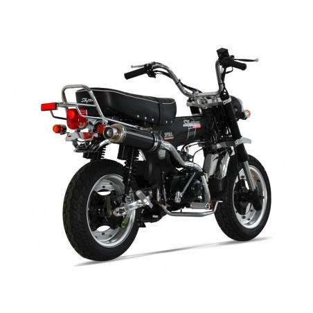 Moto DAX 125 - Limited - Noir Mat