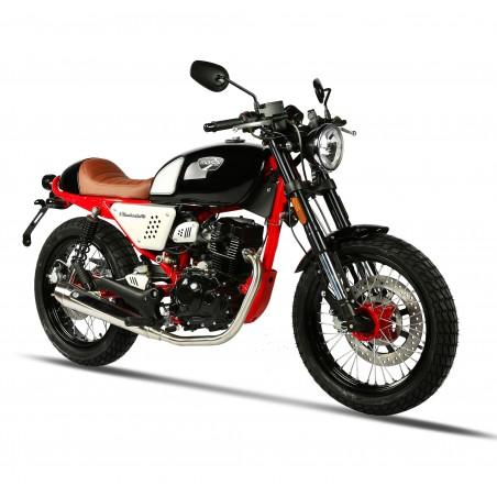 Moto Masai Black Cafe 125