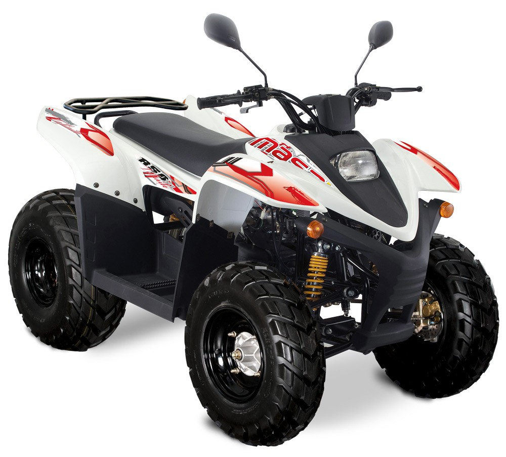 quad homologue 50cc 2 places
