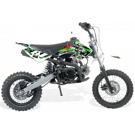 DIRT BIKE 110cc AUTOMATIQUE