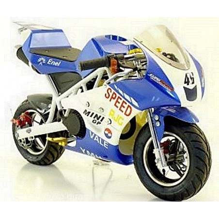 POCKET PISTE RACING 50cc