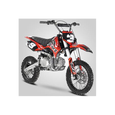 "Dirt Bike Apollo RFZ 125cc grandes roues 12""/14"""