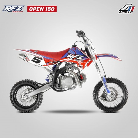 PIt Bike RFZ Apollo Expert 150cc 14/17
