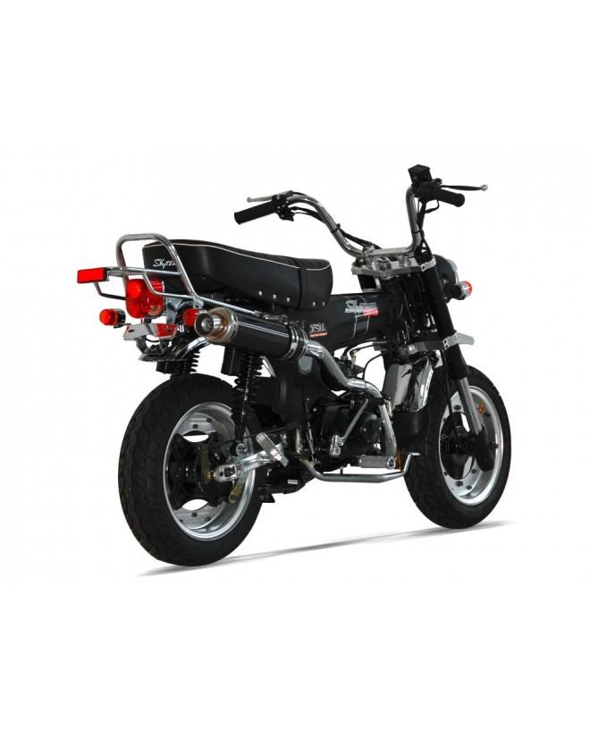 Moto skyteam DAX 125 - Black Edition - Noir Mat