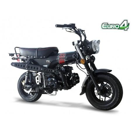 Moto DAX 125 - Black Edition - Noir Mat