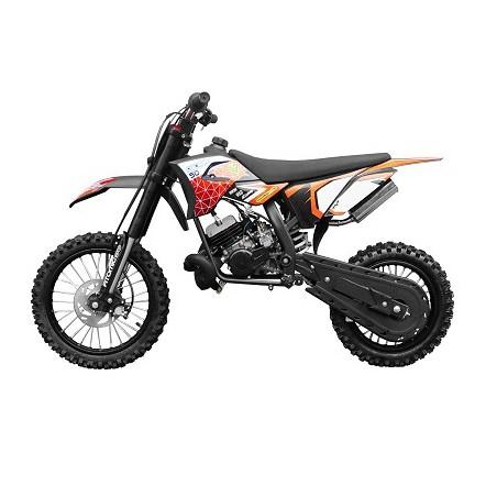 Moto enfant TNT MOTOR Atomic 50cc 14/12