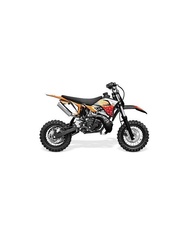 MOTO TNT MOTOR ENFANT ATOMIC LUXE 50cc