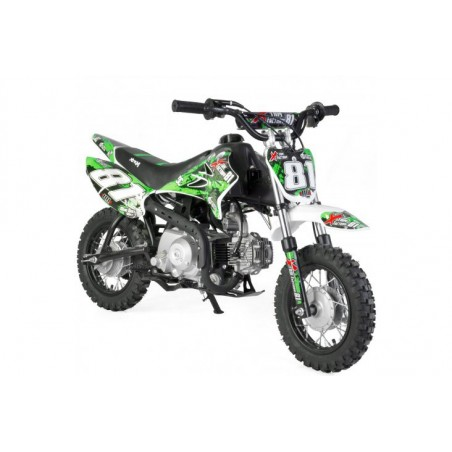 Moto enfant PIT BIKE 90cc AUTOMATIQUE