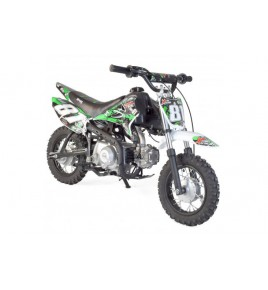 PIT BIKE enfant 90cc 4 vitesses
