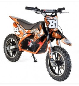 Moto cross enfant électrique LUXE
