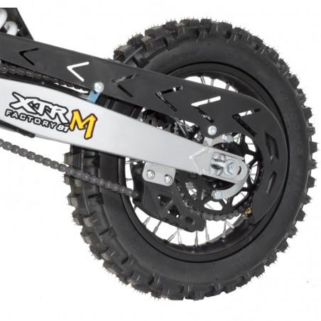Dirt bike 140cc 4T 17/14 fourche inversée