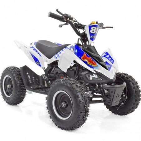 Pocket quad 50cc démarreur électrique