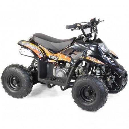 QUAD ENFANT 110cc 4T BIBOU Luxe Black Edition