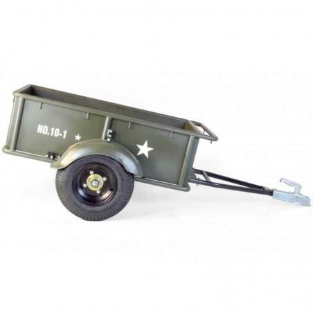 Remorque pour jeep enfant