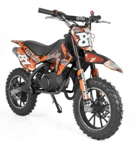 Pocket Cross Enfant 50cc