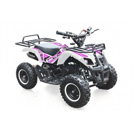 quad enfant 50cc lanceur électrique mini Bazou
