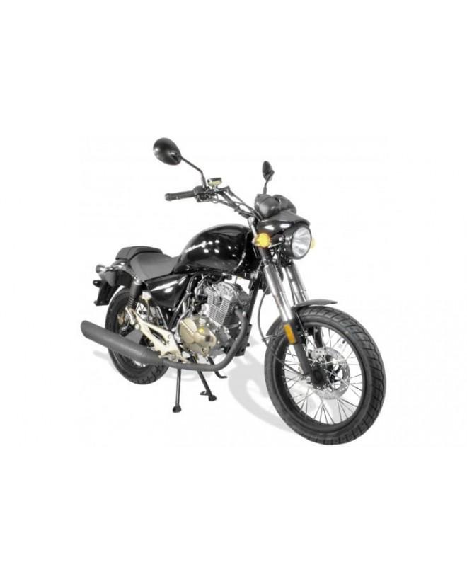 Moto chopper 125cc homologué Kiden KD125-M