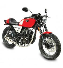 moto masai Black Cafe 50cc