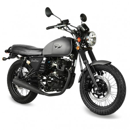 moto masai Greystone 125cc