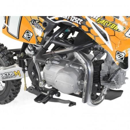 Dirt bike 125cc 4T Roues 17/14