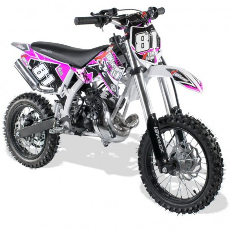 DIRT BIKE 50cc enfant