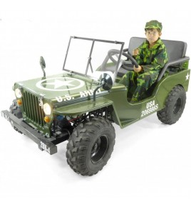 Jeep 150cc enfant automatique